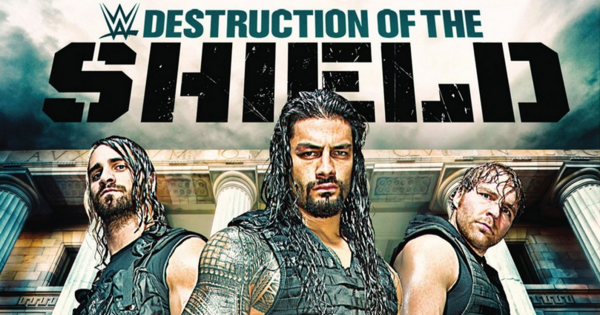 Watch The WWE Destruction Of The Shield Full DVD