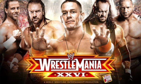 WWE WrestleMania 26