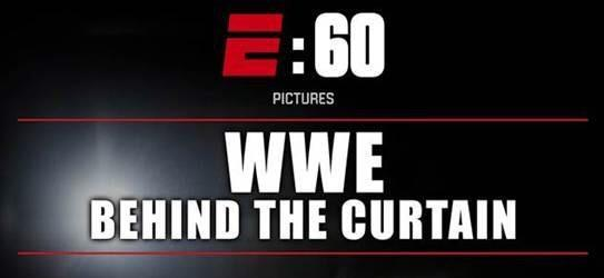 Watch E:60 Pictures: WWE Behind the Curtain Full Show Online Free