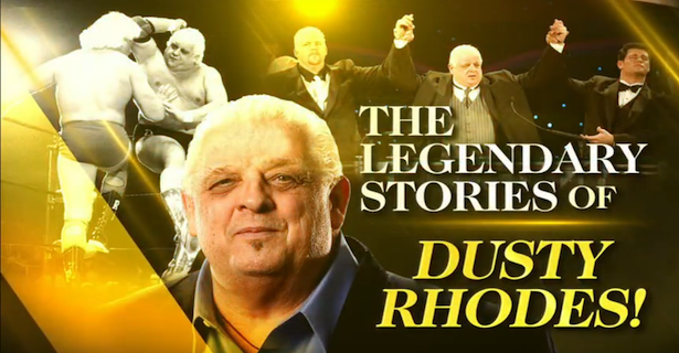 Watch The Legendary Stories of Dusty Rhodes Full Show Online Free