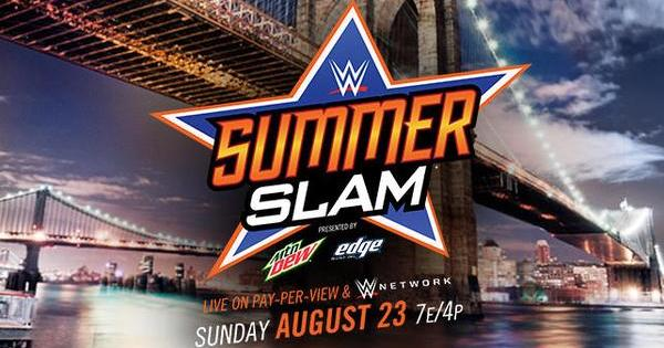 Watch WWE SummerSlam 2015