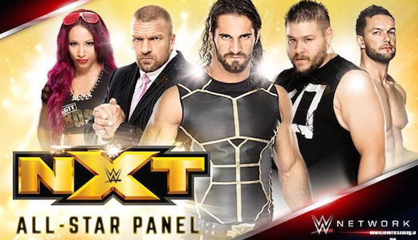 Watch WWE NXT All Star Panel 9/28/2015 Full Show Online Free