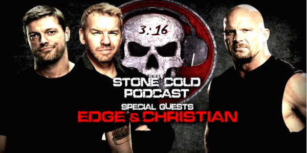 Watch WWE Stone Cold Podcast with Edge and Christian 9/7/2015 Full Show Online Free