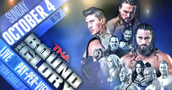 Watch TNA Bound For Glory 2015 PPV 10/4/2015 Full Show Online Free