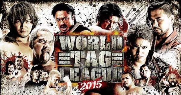 Watch NJPW World Jag League 2015 Day 1