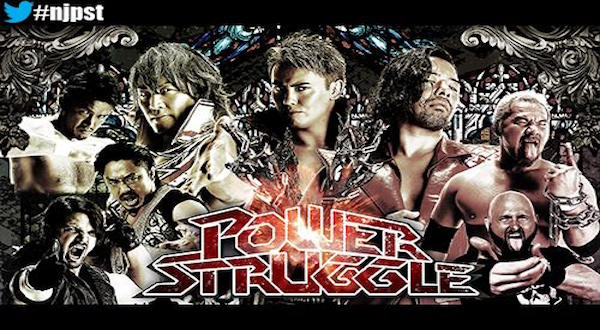 Watch NJPW Power Struggle 2015 11/7/2015 Full Show Online Free