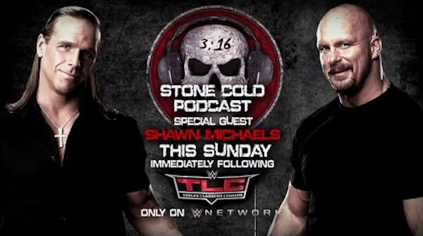 Watch WWE Stone Cold Podcast with Shawn Michaels