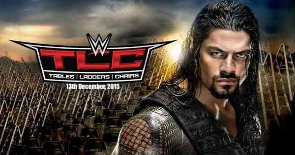 Watch WWE TLC 2015 Online