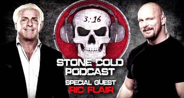 Watch WWE StoneCold Podcast with Ric Flair