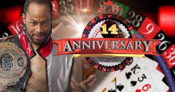 Watch ROH 14th Anniversary 2/26/16