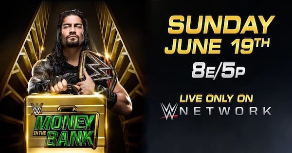Watch WWE Money In The Bank 2016 Online