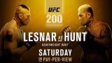 Watch UFC 200: Tate Vs Nunes – Lesnar Vs Hunt 7/9/16