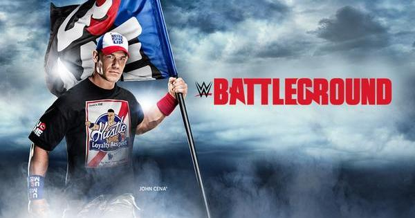 Watch WWE Battleground 2016 Online