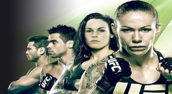 Watch UFC Fight Night 95: Cyborg vs. Lansberg