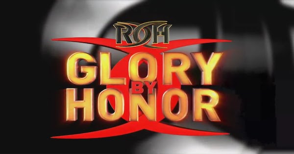 Watch ROH Glory by Honor XV 2016