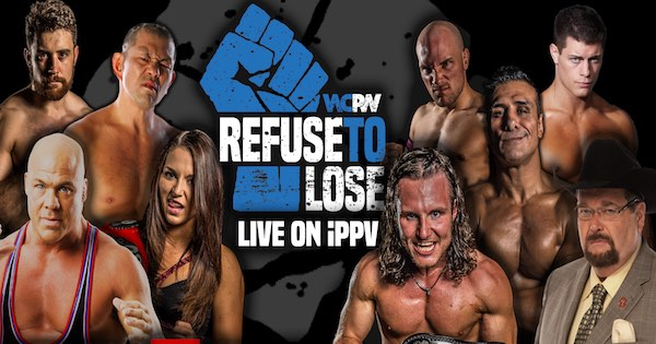 Watch WCPW Refuse To Lose 10/6/16