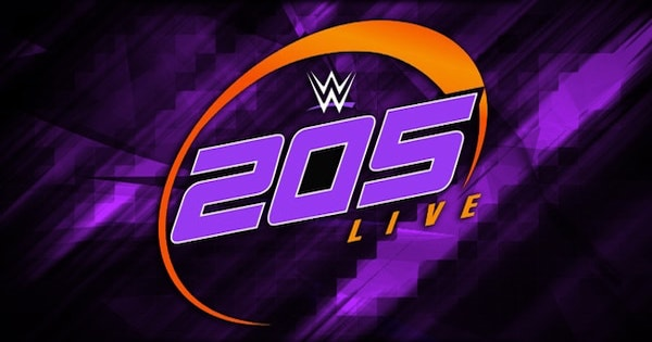 Watch WWE 205 Live 1/9/19