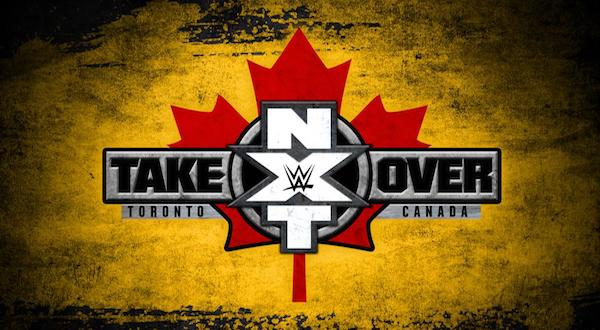 Watch WWE NXT TakeOver: Toronto 2016