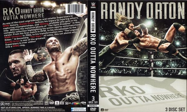 Watch Wwe Randy Orton Rko Outta Nowhere Full Dvd Online Free