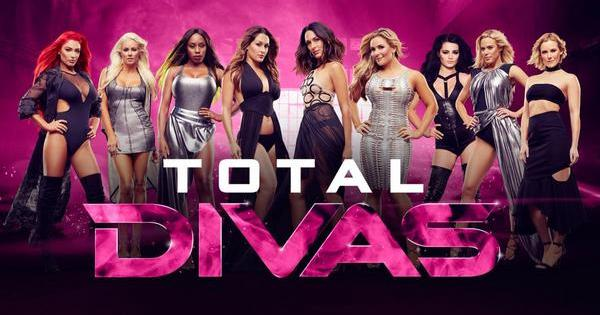 Watch WWE Total Divas S06E10