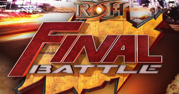Watch ROH Final Battle 2016
