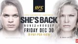 Watch UFC 207: Nunes vs. Rousey 12/30/16