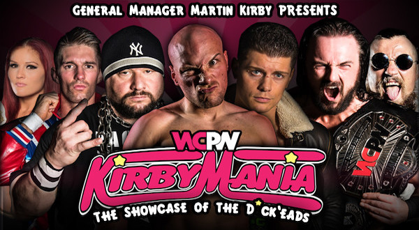 Watch WCPW KirbyMania 1/5/17