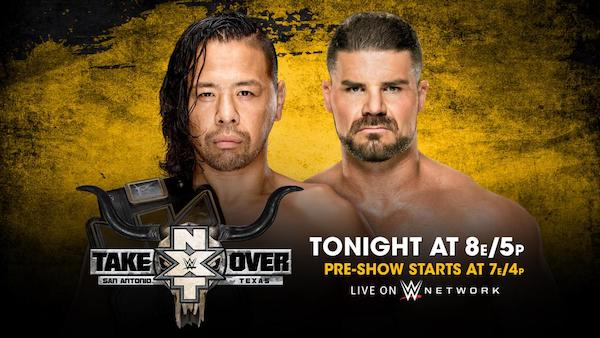 Watch WWE NXT TakeOver: San Antonio 2017 Full Show