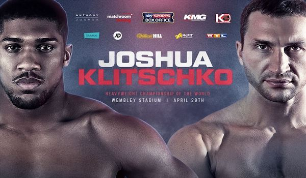 Watch Boxing: Anthony Joshua vs. Wladimir Klischko 2017