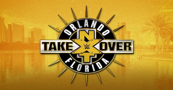 Watch WWE NXT TakeOver: Orlando 2017 Online