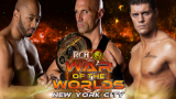 Watch ROH/NJPW War of the Worlds NYC 2017