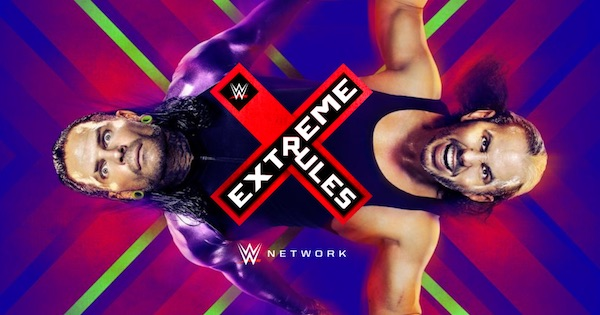 Watch WWE Extreme Rules 2017 Online
