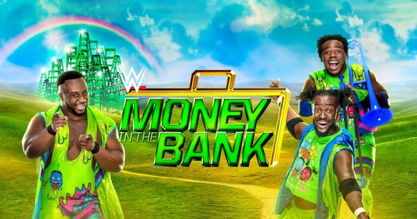 Watch WWE Money in The Bank 2017 Online