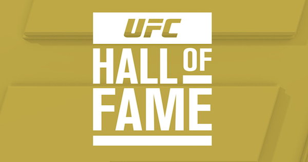 Watch UFC Hall of Fame Ceremony 2017