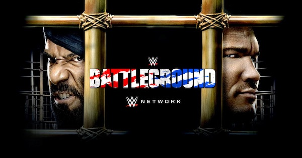 Watch WWE Battleground 2017 Online