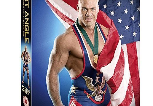 Watch WWE Kurt Angle The Essential Collection DVD