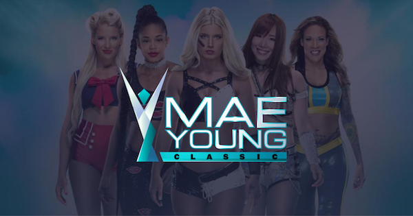 Watch WWE MAE Young Classic Road to Finals
