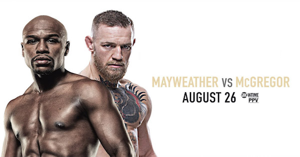 Watch Showtime PPV: Floyd Mayweather vs. Conor McGregor