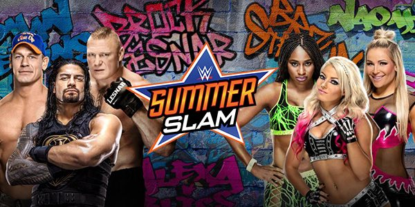 Watch WWE SummerSlam 2017 Online