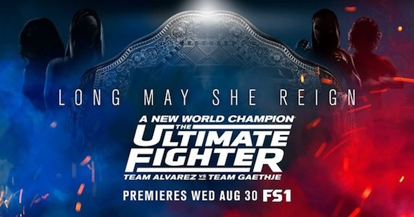 Watch The Ultimate Fighter: S26E12