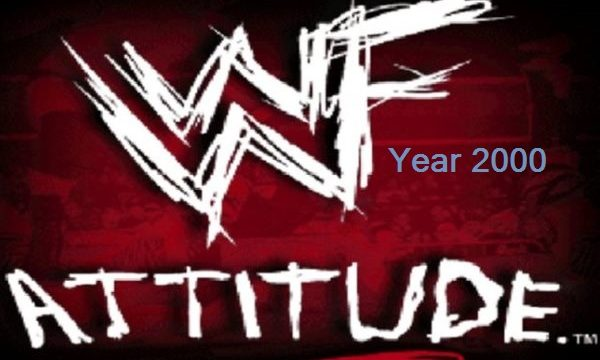 Watch WWF Attitude Era (Year 2000)