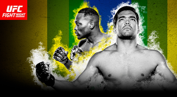 Watch UFC Fight Night 119: Brunson vs. Machida