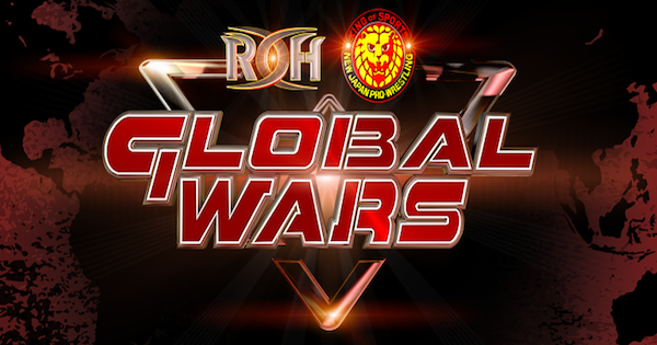 Watch ROH NJPW Global Wars 2018 Night 1 11/7/18
