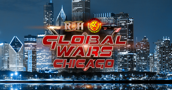 Watch ROH/NJPW Global Wars Chicago 10/15/17