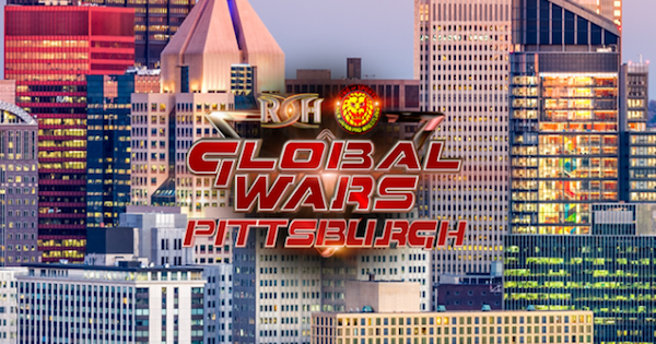 Watch ROH/NJPW Global Wars Pittsburgh 10/13/17