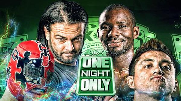 Watch GFW One Night Only: Amped Anthology Part 3