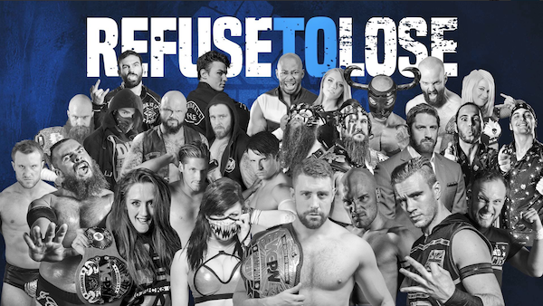 Watch WCPW Refuse to Lose 10/2/17