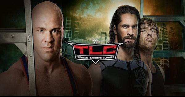 Watch WWE TLC 2017 Online