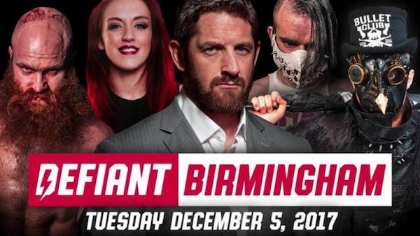 Watch Defiant Wrestling We Are Defiant 2017