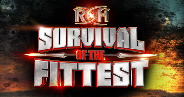 Watch ROH Survival Of The Fittest 2017 Day 1